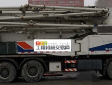2011年7月出厂中联奔驰四桥48米
