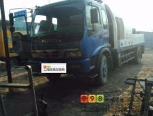 出售05年6月出厂天拓重工8013车载泵
