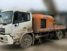 出售2014年国四中联9018车载泵