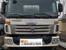 转让09年12月福田欧曼大10方搅拌车(有2台)