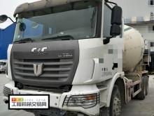 出售14年8月中集联合众卡大12方(国五环保燃气机)