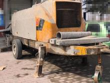 车主低价处理11年中联8014拖泵(柴油)