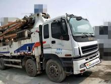精品转让2011年出厂中联五十铃底盘46米泵车