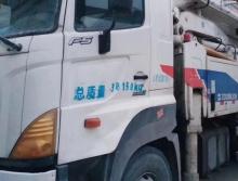 出售12年3月出厂中联日野40米泵车