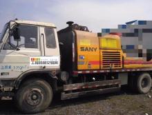 转让09年出厂三一9018车载泵