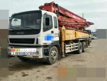 出售09年三一五十铃37米泵车