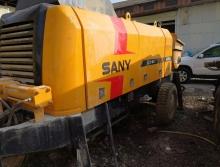 处理2011年三一60闸板电拖泵