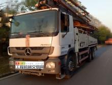 车主直售13年12月出厂中联奔驰三桥六节臂50米泵车(可接受分期)