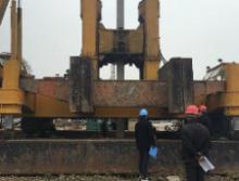 苏州良工10年680吨静压桩机