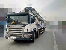 出售12年中联斯堪利亚56米泵车