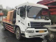 出售14年三一C8 10018车载泵(国四)