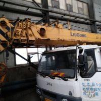 转让柳工2009年QY12G吊车