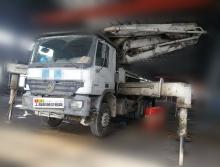 转让2009年9月中联奔驰47米泵车