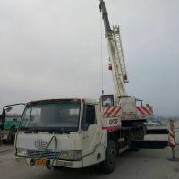 转让抚挖锦重2011年QY25F吊车