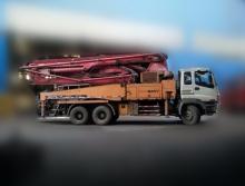 转让2009年5月三一五十铃40米泵车
