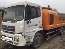 转让两台2013年中联东风底盘10018车载泵