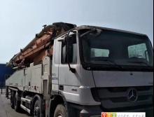 出售13年中联奔驰52米泵车
