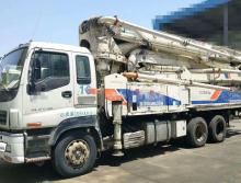 转让2011年5月中联五十铃底盘47米泵车