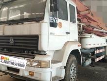 裸车出售12年建研无户32米泵车