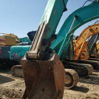 转让神钢2012年210-8履带挖掘机