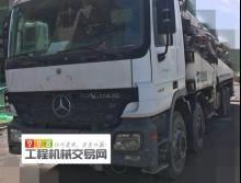 出售07年中联奔驰47米泵车