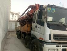 三一06年48米泵车