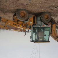 转让山东临工2011年LGB600轮式挖掘机