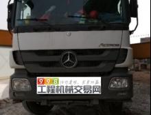 出售12年三一奔驰56米泵车