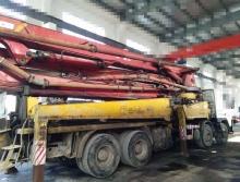 出售07年三一五十铃 45米泵车