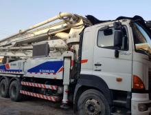 中联11年38米泵车