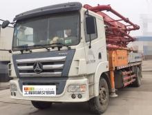 出售2014年三一25米泵车(国四)