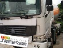 出售12年中联4桥15F重汽底盘国三搅拌车(0180)