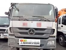 转让2012年出厂中联奔驰47米泵车