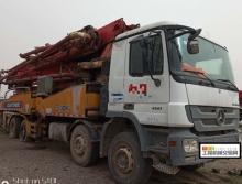 出售11年出厂徐工奔驰52米泵车