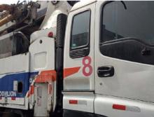 中联重科2011年49米泵车