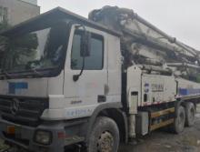 中联重科2009年47米泵车