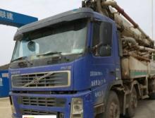 一口价出售06年中联沃尔沃44米泵车(绿标)