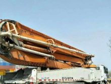 中联重科2013年52米泵车