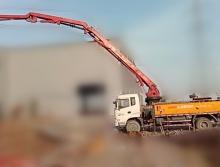 出售2014年5月出厂久和25米泵车(国四)
