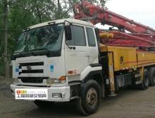 出售10年底大象尼桑37米泵车