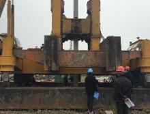 良工2010年680吨静压桩机