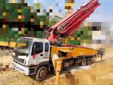 出售13年出厂三一五十铃52米泵车