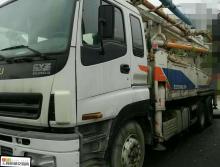 转让2011年5月中联五十铃底盘40米泵车