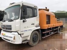 出售13年8月出厂中联10022高压车载泵