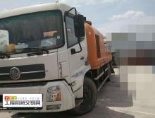 出售13年6月中联东风9014车载泵