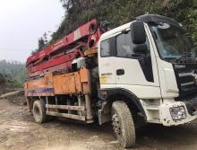 16年出厂九合重工25米泵车