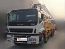 精品出售全新的2014年楚天52米泵车