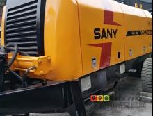 出售08年三一HBT60A拖泵