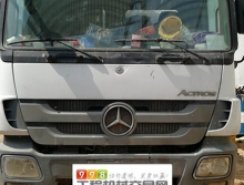 精品出售11年中联奔驰49米泵车(精品好车,6节臂)