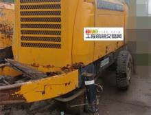 底价出售08年出厂中联8014.174柴油拖泵